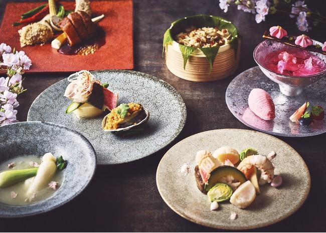 中国料理「チャイナシャドー」 「和音 SAKURAスタイル」