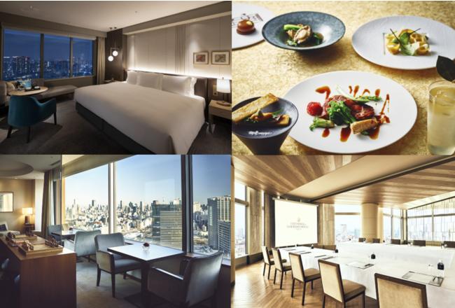 ストリングスホテル東京インターコンチネンタル 18周年記念プロモーション イメージ