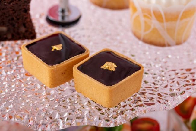 玉ねぎのチョコレートタルト