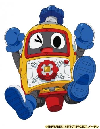 ヘボット(CV:井澤詩織)