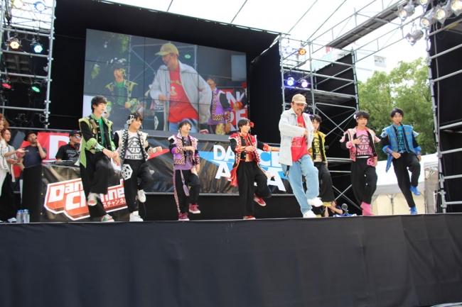 『踊り!彩り!祭nine.』より 世界で活躍するダンサーからレクチャー