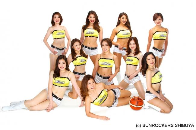 サンロッカーズ渋谷(#1、  #2) (c) SUNROCKERS SHIBUYA