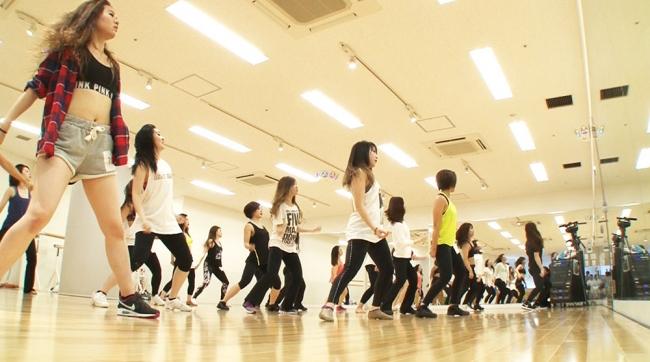 「JUST TRY! ~Bリーグチアオーディション2017~」より (C)ダンスチャンネル