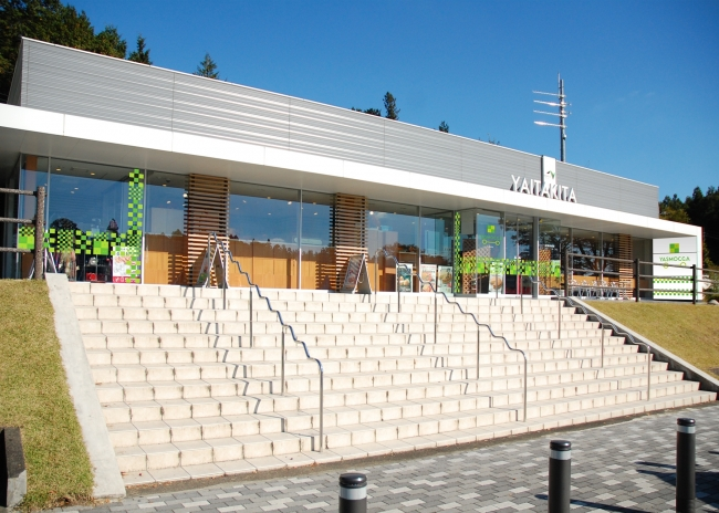 YASMOCCA矢板北PA(上り線) 外観イメージ