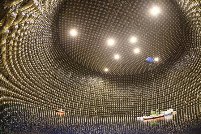 (C)東京大学宇宙線研究所