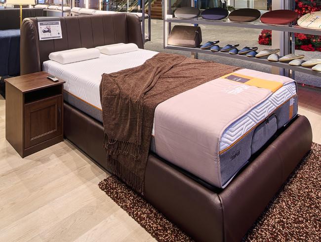 大阪ショールーム限定色ベッドフレーム