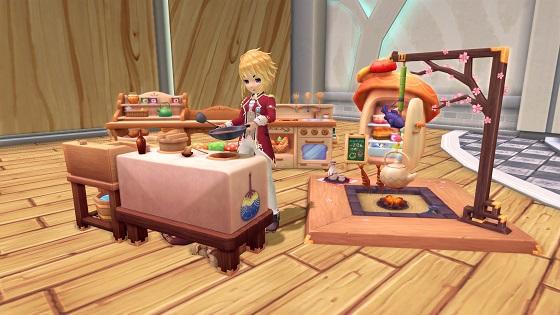 ▼追加されるロフトに新登場の家具を飾って、  お部屋のコーディネートを楽しもう!