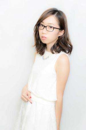 ▼矢作紗友里さん