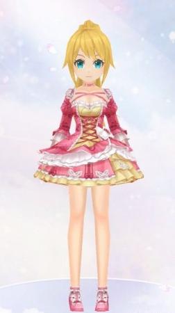 Pink Lolita(女士装备)