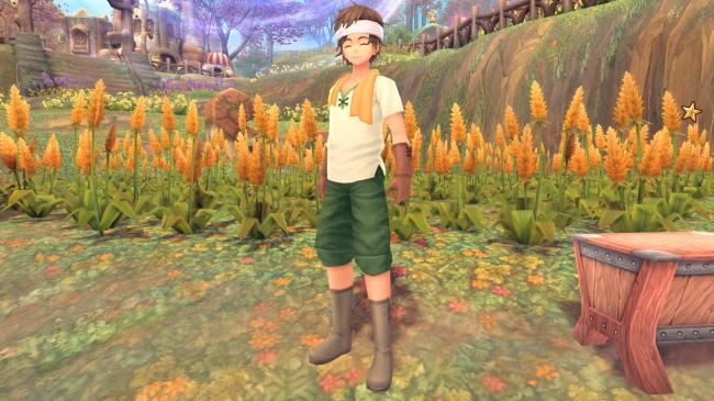 NPC「農夫・アジール」