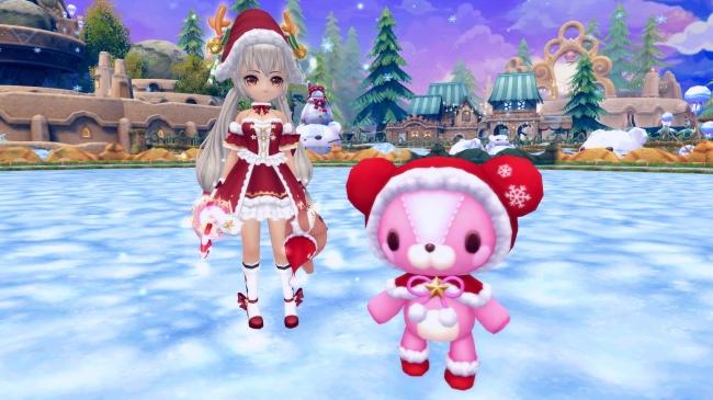 限定ペット:クリスマスマーチ★