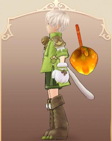 ラクーム印のリンゴ