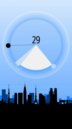 PENDULUM FEVER ゲーム画面1