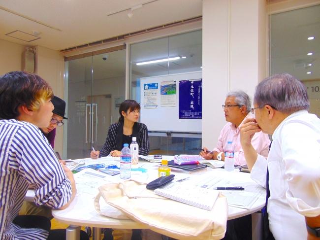 高知県で行われた説明会の様子