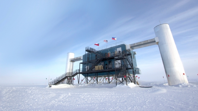 IceCubeプロジェクト観測所