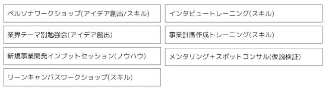 単発勉強会:30万円  仮説検証支援(メンタリング):月70万円~