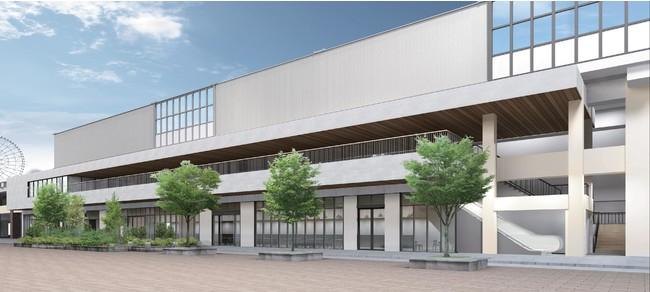 2021年1月30日(土) 葛西臨海公園駅高架下に新しいコンセプト型施設が誕生します
