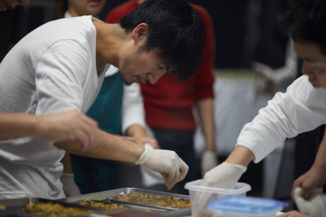 壮大なテーマに挑んだ新進気鋭の料理人 渥美創太氏