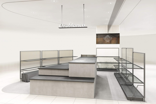 Orobianco 渋谷スクランブルスクエア店 完成予想パース図