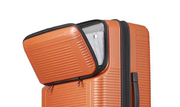 a79b8d0ff5 国産スーツケース「プロテカ」より、移動時の荷物の出し入れがしやすい ...
