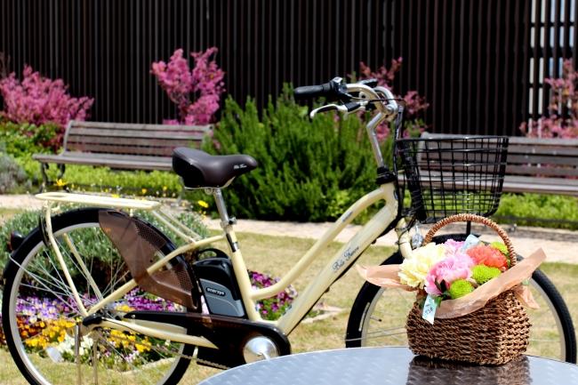母の日は、電動アシスト自転車 ...
