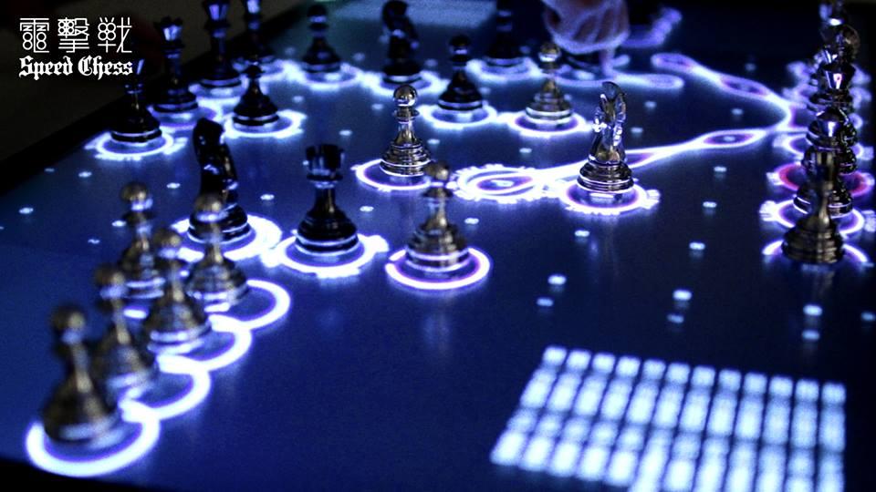 3mの技術協力の下、世界最古のボードゲームの一つ チェス をリデザイン 究極のマインドスポーツ「電撃戦 Speed