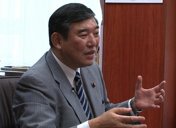 石破農林水産大臣が『宇宙戦艦ヤマト』を熱く語る! 『アニメ ...
