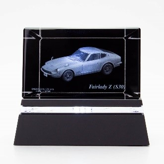 3Dクリスタル フェアレディZ(S30) 12,000円(税別)