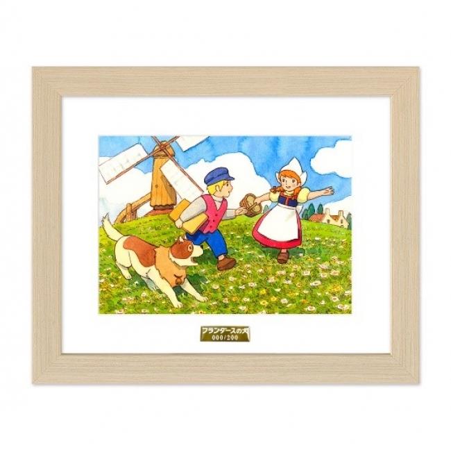 フランダースの犬『丘の上で』 10,584円(税込)