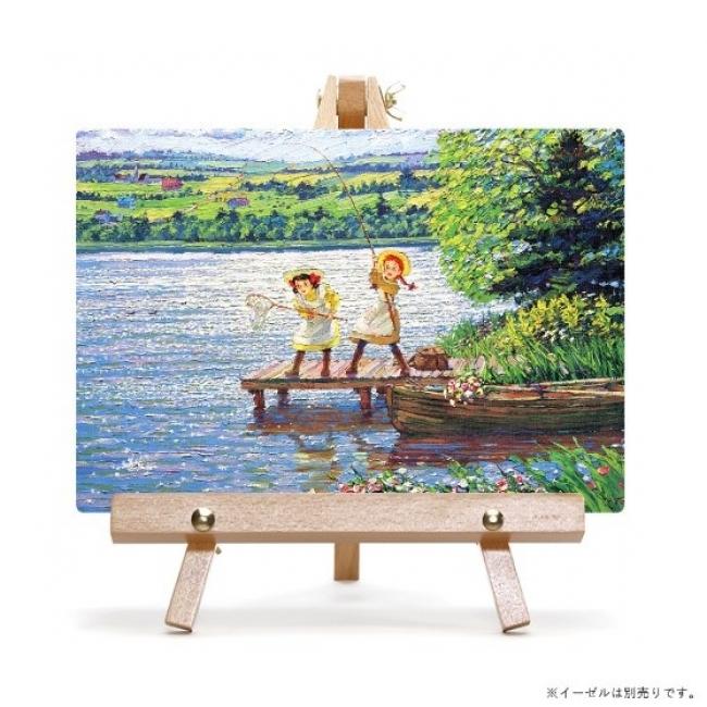 赤毛のアン『きらめきの湖』 キャラファインボード 3,240円(税込)
