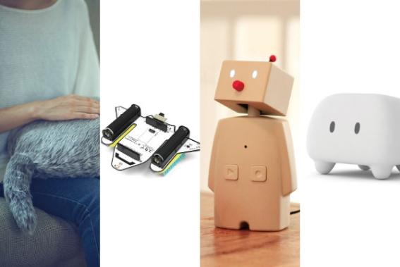 ギフトショー出展ロボット