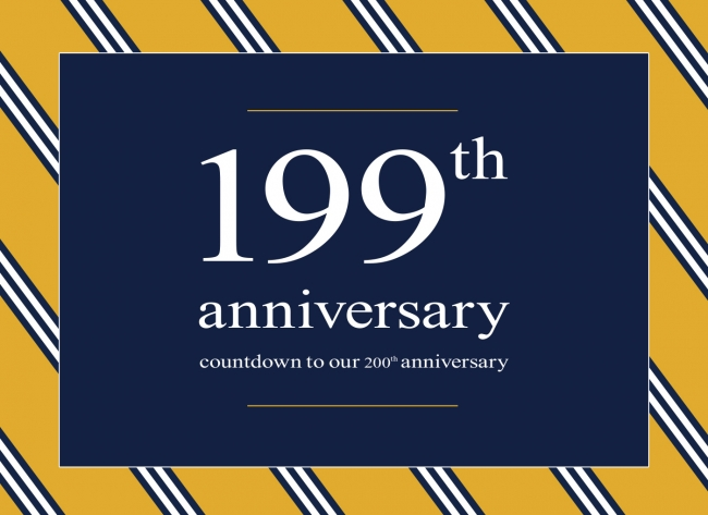Brooks Brothers 199th Anniversary
