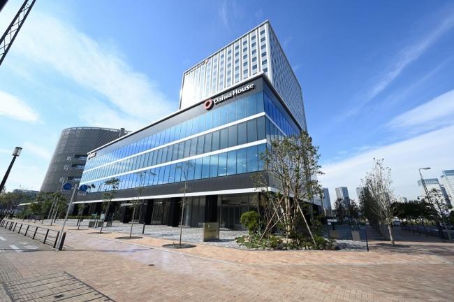 『ホテルJALシティ東京 豊洲』外観