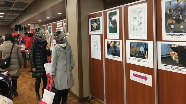 Vol.4&Vol.5で大好評だった「小さな命の写真展」(日本動物愛護協会)