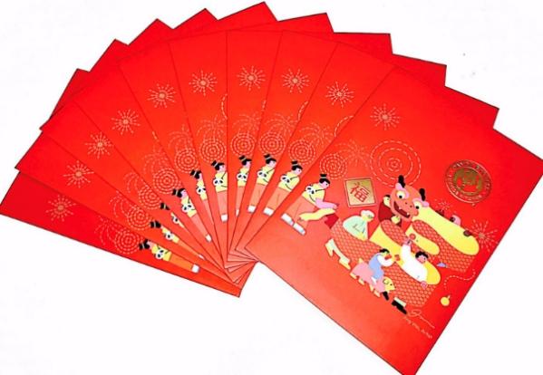 PANDA EXPRESS 紅包