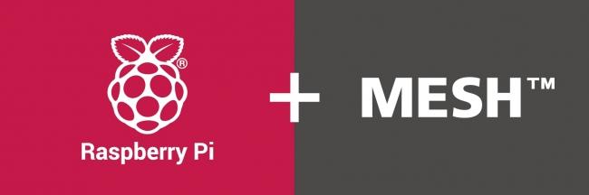 Raspberry PiをMESHのハブとして利用可能に