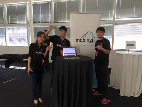 500Startups Batch15 Demo day参加時