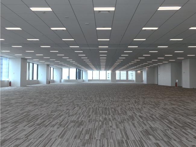 オフィス基準階(13階)