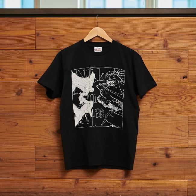 Tシャツ:巨人