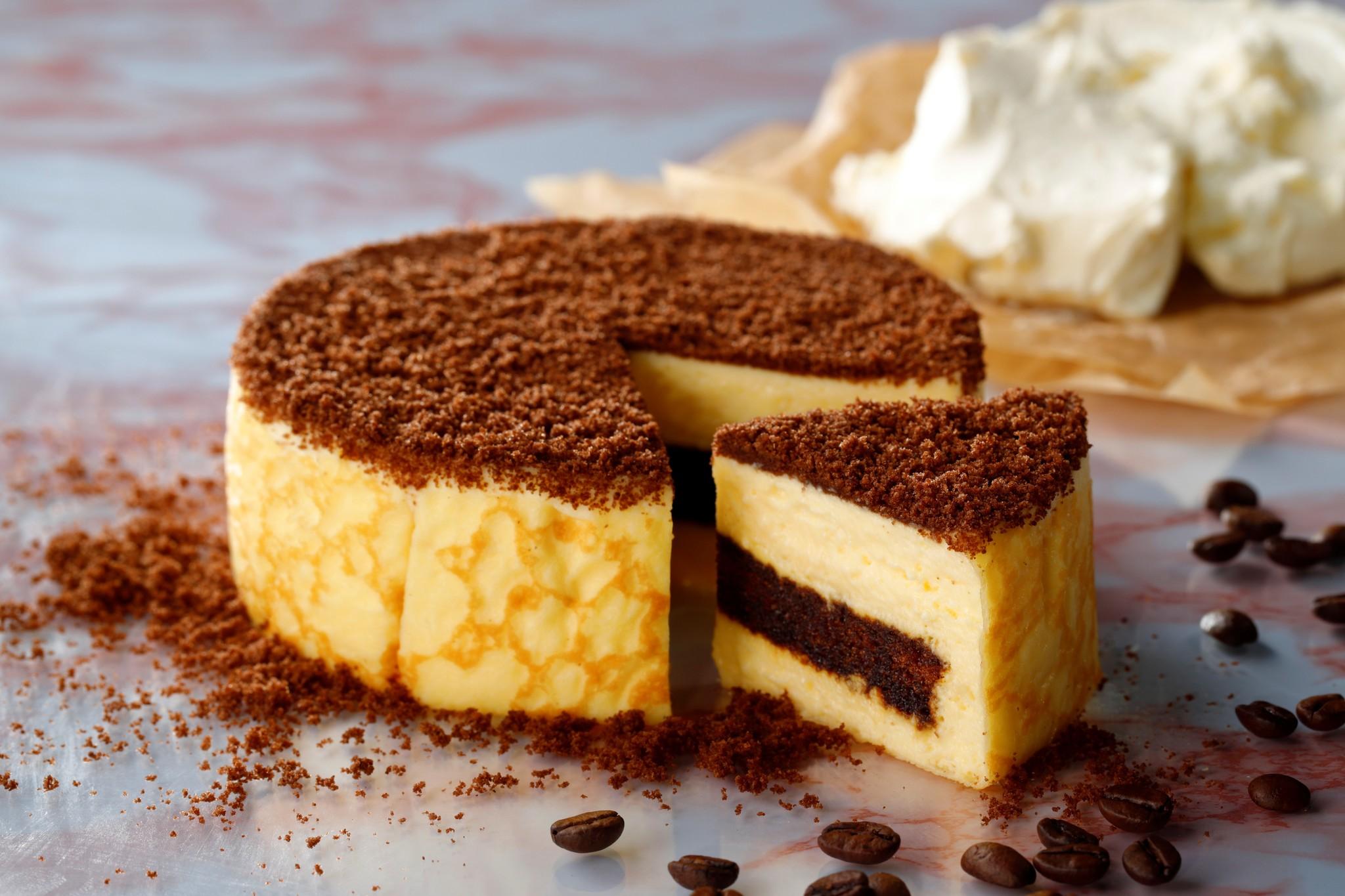 ケーキ 所 チーズ 研究