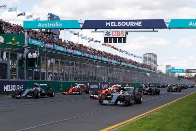 今年も開幕戦としてメルボルンで開催される「F1オーストラリア・グランプリ」