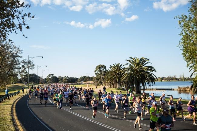 ©IMG F1オーストラリアグランプリの会場「アルバート・パーク」