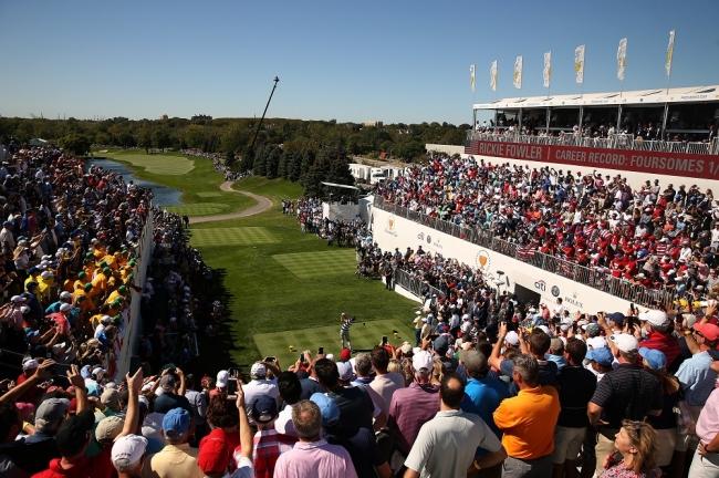 (C)Darren Carroll PGA TOUR