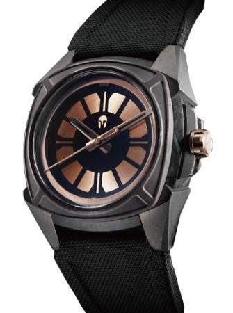 buy popular 1c417 fa7a4 日本初上陸】高品質素材を組み合わせた腕時計VILHELM ...