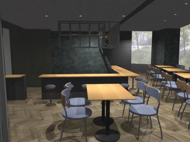 レストラン イメージ図