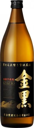 金黒(瓶900ml)