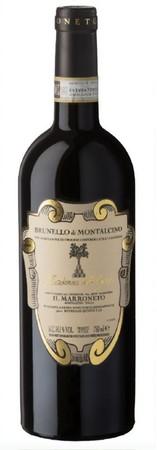 ■『ブルネッロ・ディ・モンタルチーノ  セレツィオーネ マドンナ・デッレ・グラツィエ』  イル・マッロネートのフラッグシップワイン。名前は畑のすぐ近くの小さな教会「マドンナ・デッレ・グラツィエ」に由来します。2010年ヴィンテージがワイン・アドヴォケイト誌