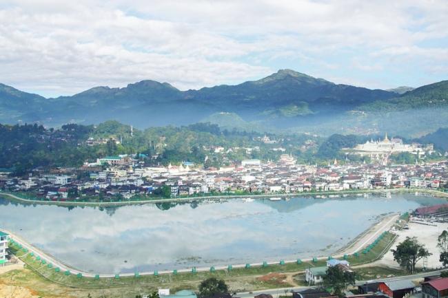 ルビーの産地、ミャンマー・モゴック地区