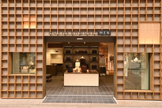 関西初のメンズ店「マザーハウス京都三条メンズ店」