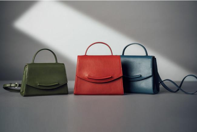 AWの新作バッグ「Emy(エミー)」Sサイズ 39,600円/Mサイズ 47,300円(税込)
